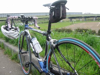 自転車の 自転車連盟 : 風もちょっとひんやりしていて ...